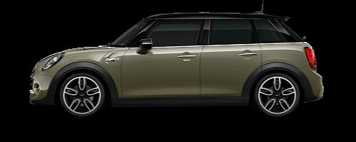 Hatch 5 portes de profil