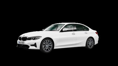 BMW 320d leasen