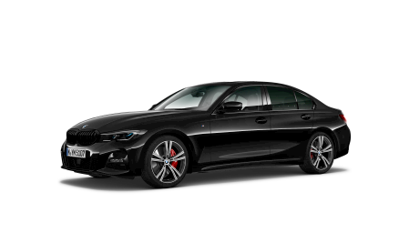 BMW 330d leasen