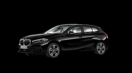 BMW 118d leasen