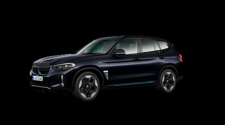BMW iX3 leasen