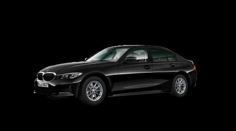 BMW 318d leasen