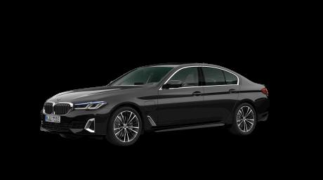 BMW 545e leasen